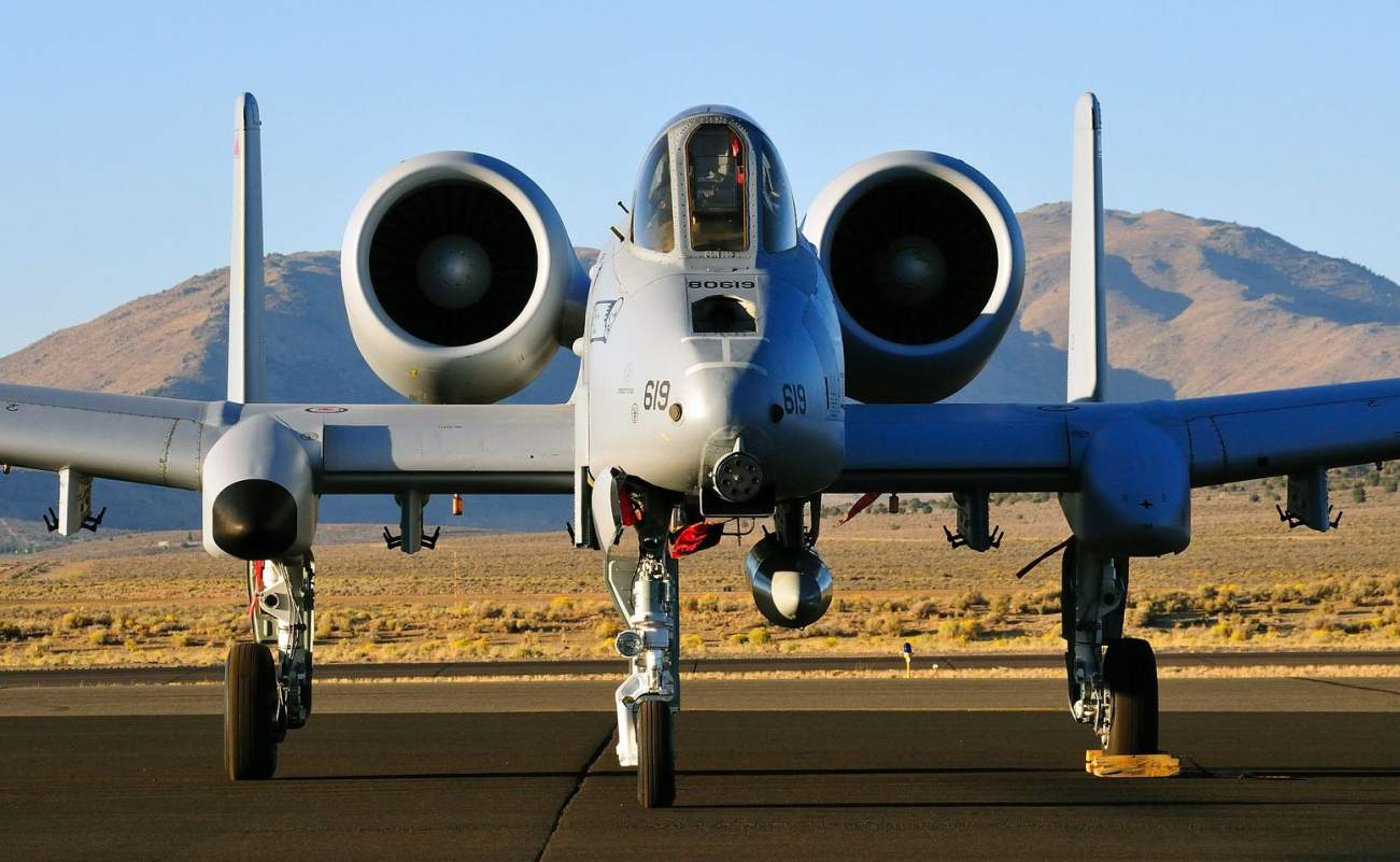 The Ultimate Military Combination: A-10 Warthogs and U.S. Special Forces