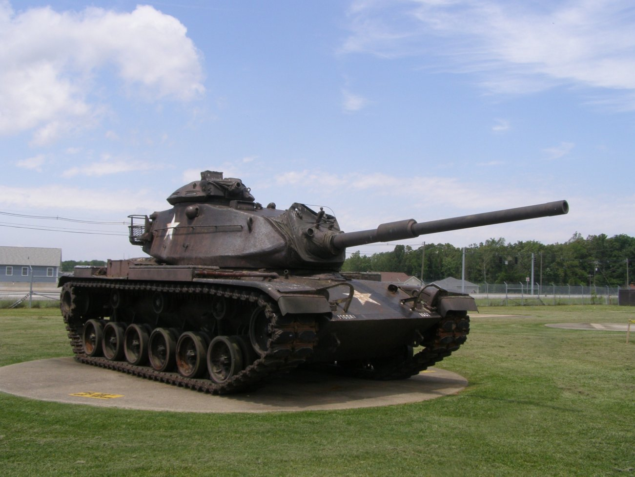 Meet America's M60 Patton: The Tank Designed to Fight Russia in Europe