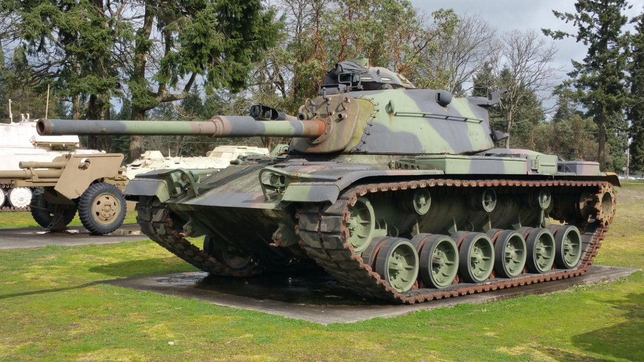 Could America's Old M60 Patton Tank Fight In a War Right Now?