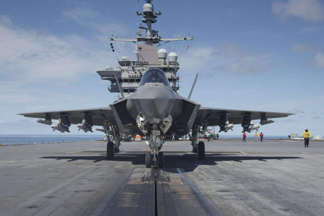 Why Turkey's New 'Aircraft Carrier' (Loaded with F-35s) Might Be Doomed