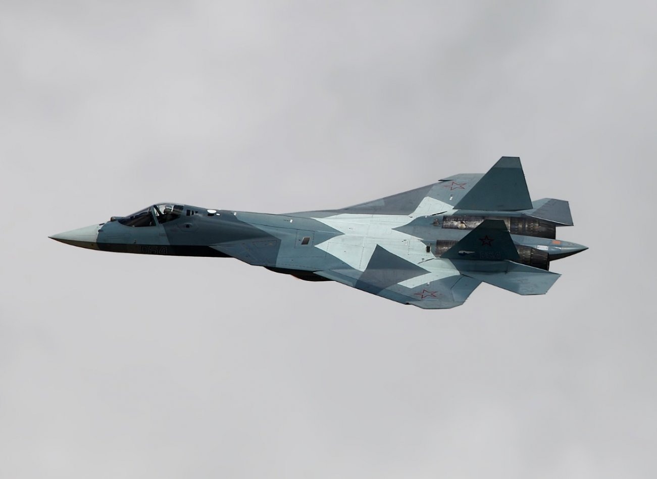 Russia's Su-57 Could Tip the Air Power Balance in Moscow's Favor