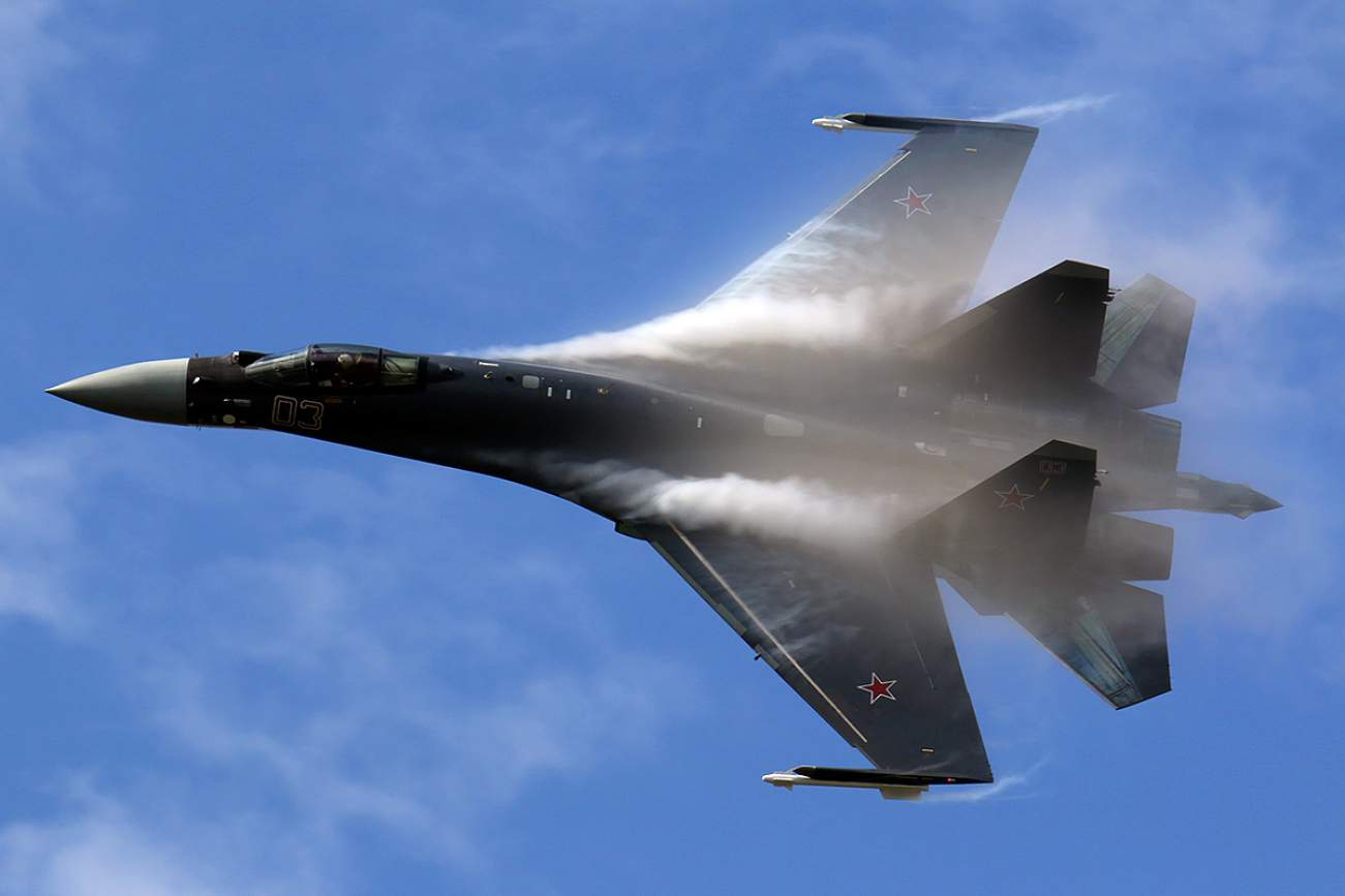 Russia's Su-35 Is A Real Killer, And It's Not Even Russia's Best Fighter Jet