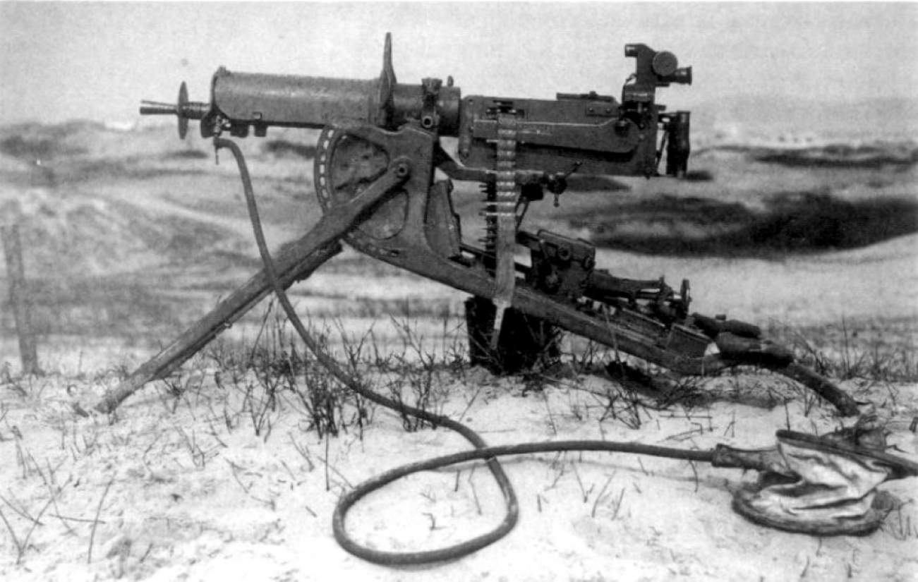 These Five Weapons Made World War I An Absolute Bloodbath