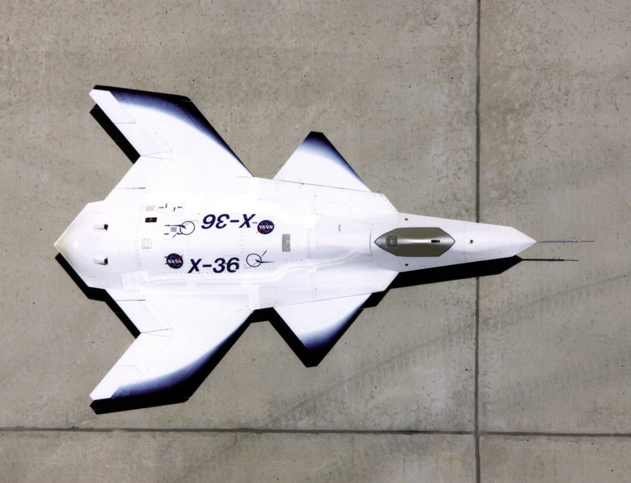 The X-36 Was a Crazy Maneuverable Stealth Fighter. Why Wasn't it Built?