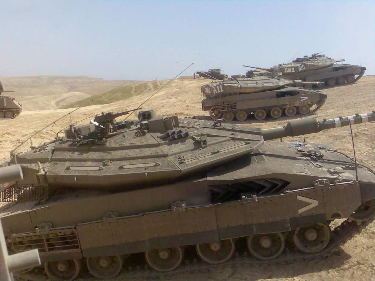 Israels Merkava Tank Seems Almost Unstoppable