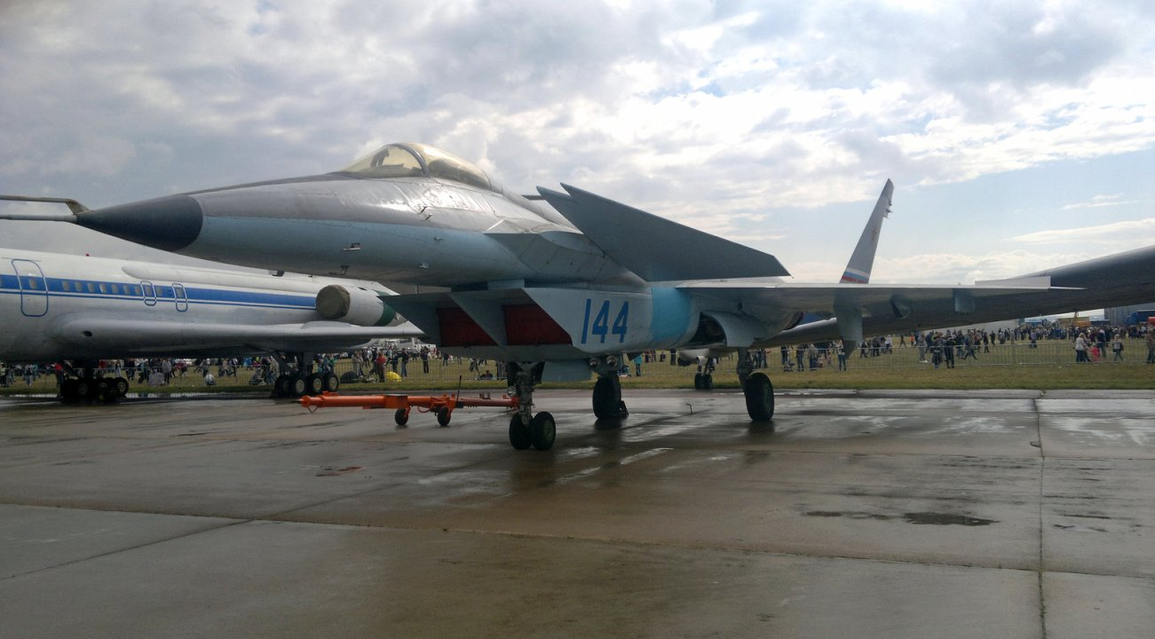 Russia's First Attempt To Build Its Own 'F-35' Was A Total Disaster