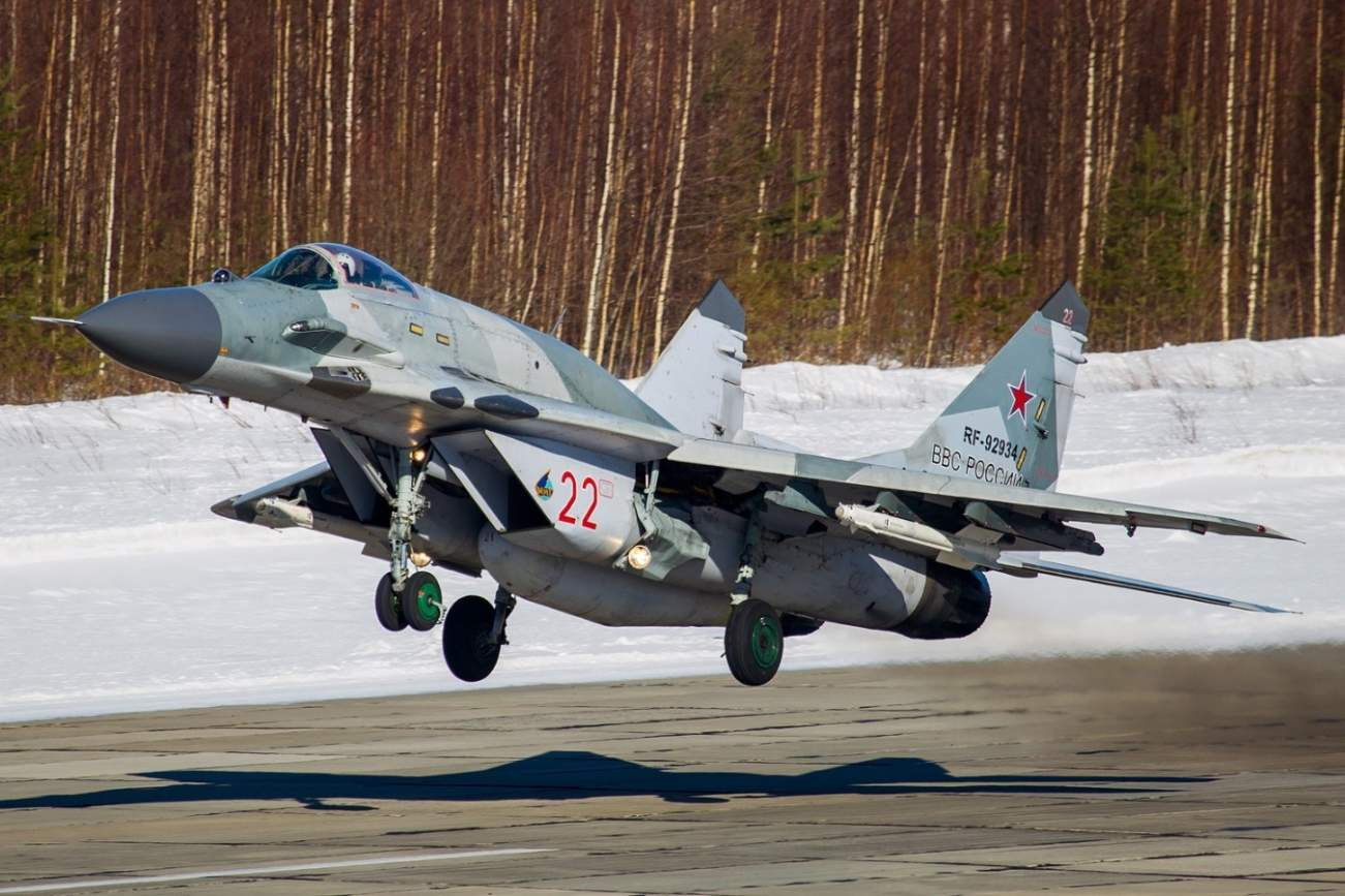 Behind America's Plan To Buy 21 Russian MiG-29 Jet Fighters