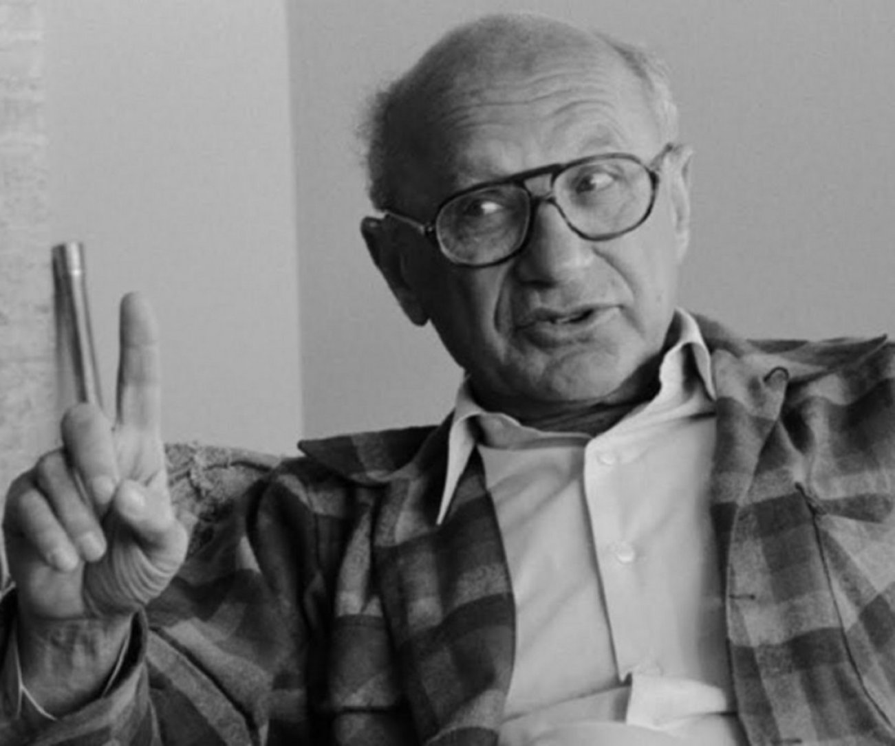 The Visionary Milton Friedman and China