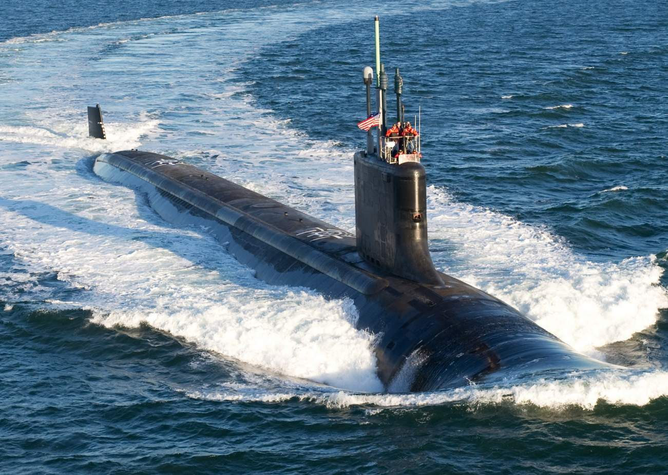 Virginia vs. Yasen: What Happens if the World's Two Best Submarines Went to War?