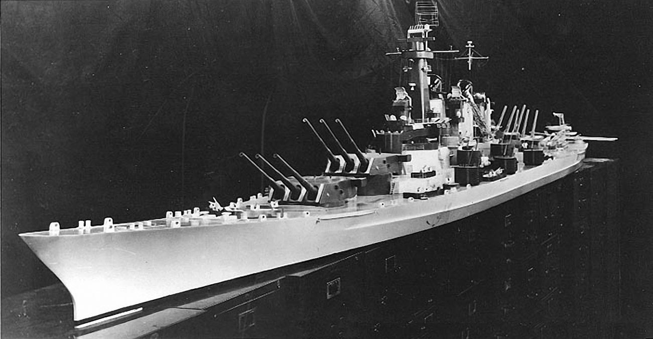 The U.S. Navy's Montana-Class Battleships Would Have Been A True Terror
