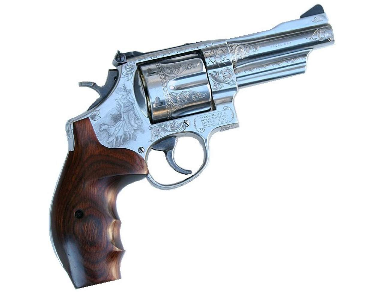 There Is A Reason Why Dirty Harry Loved Smith & Wesson's .44 Magnum Revolver