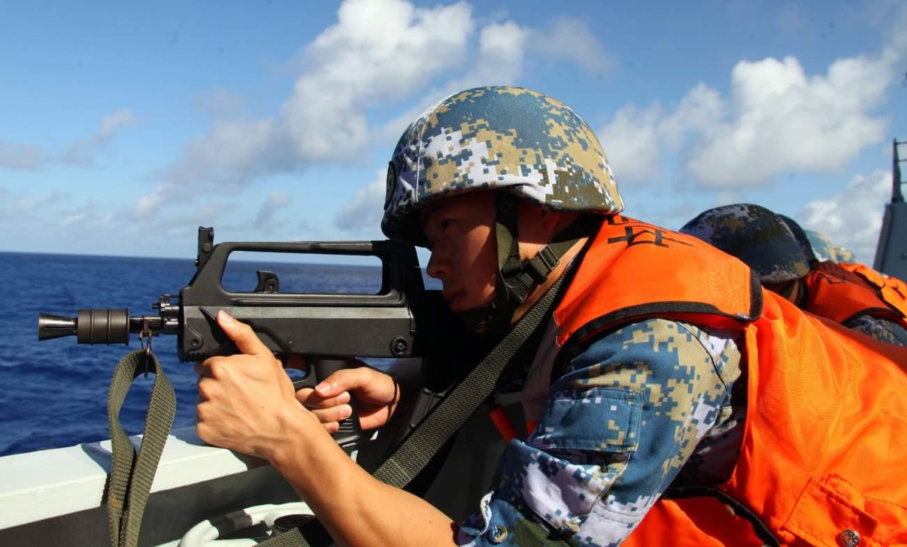 China's QBZ-95-1 Assault Rifle: A Killer Gun Like No Other or a Joke?