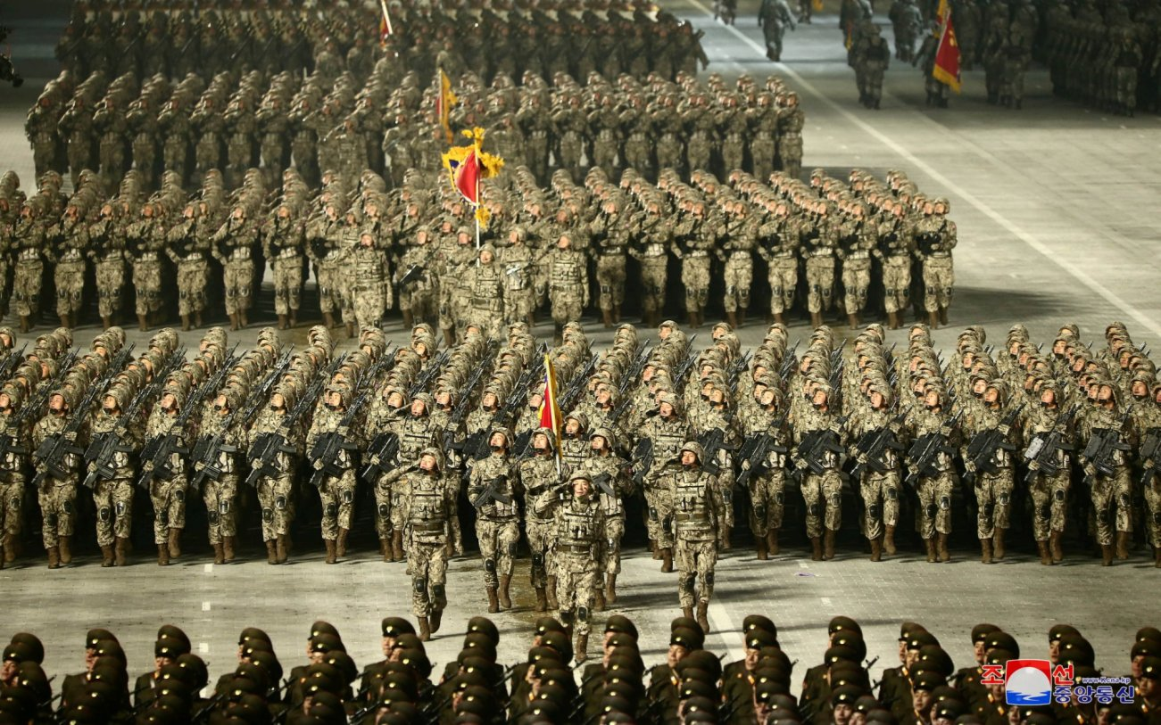 This One Picture Shows Why North Korea's Army Is a Mess