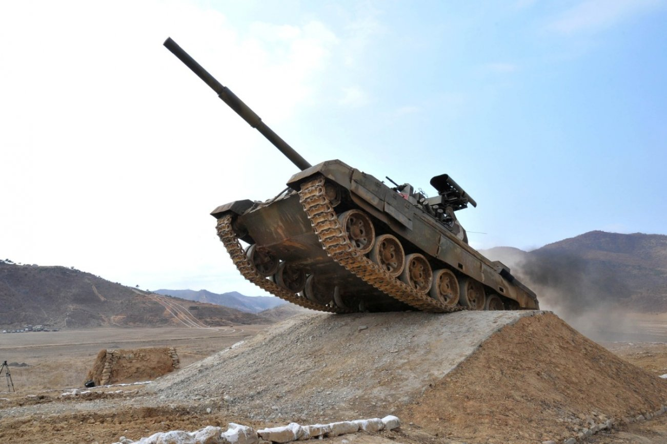 Nothing to Fear? Thousands of North Korea's Tanks Are Outdated