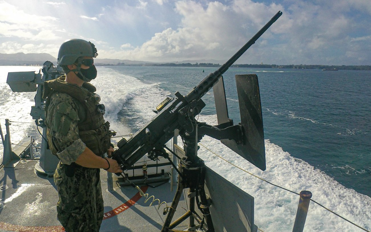 """How """"Mercenaries at Sea"""" Could Help the U.S. Navy Defeat Russia and China"""