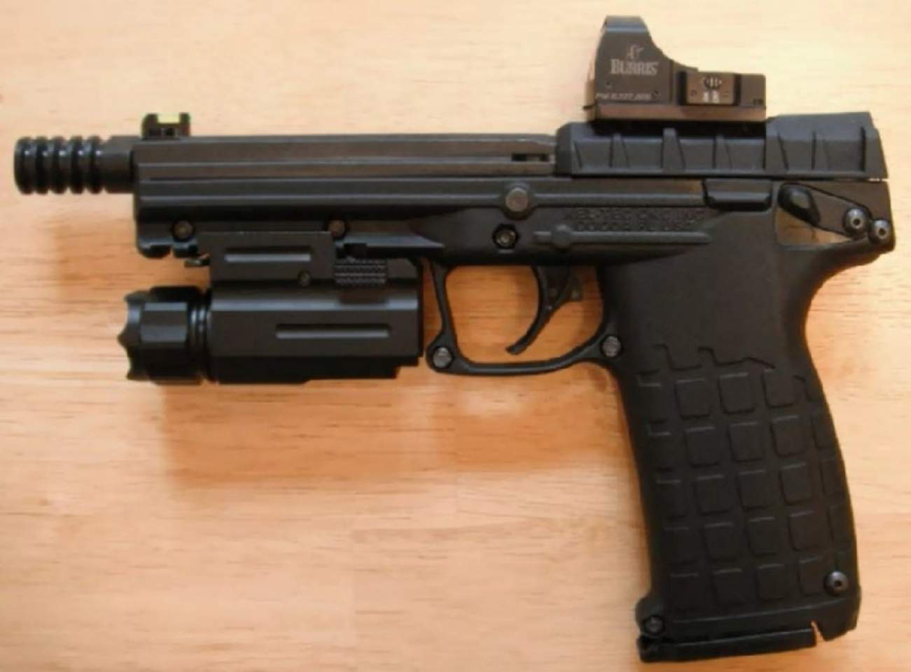 Fact: The Kel-Tec PMR-30 Can Hold 30 Rounds