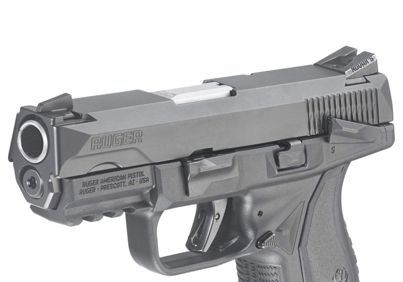 Ruger's American Pistol Is Making Waves In The Handgun Universe