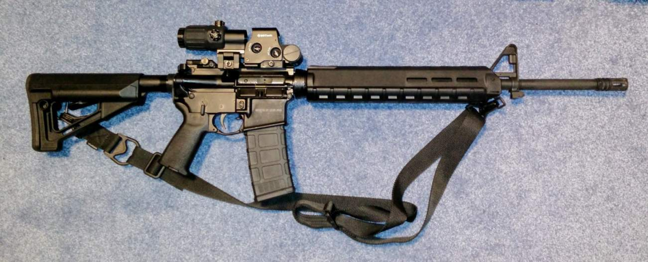 China's Norinco CQ Rifle: More Than Just A Copy Of America's M16A1?