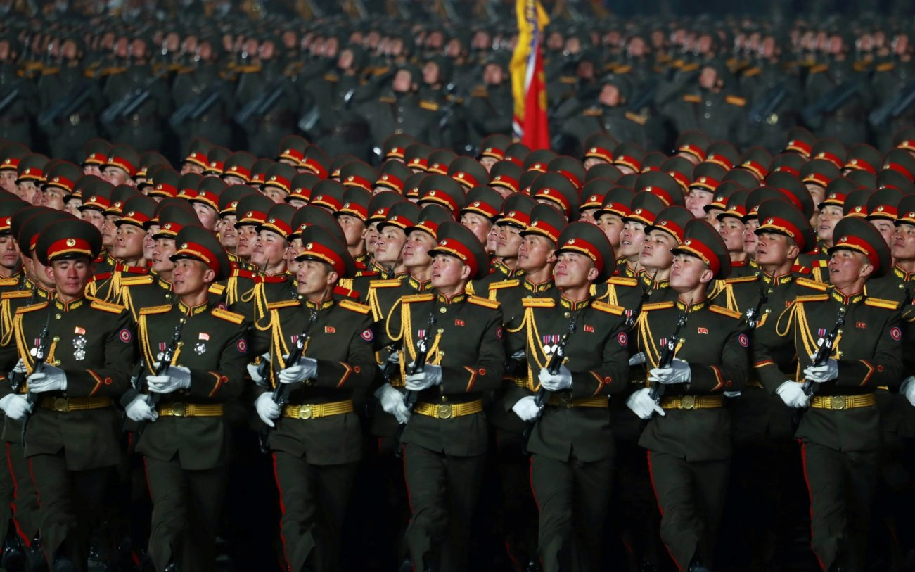 North Korea's Massive Special Operation Force: Just What Can They Do?