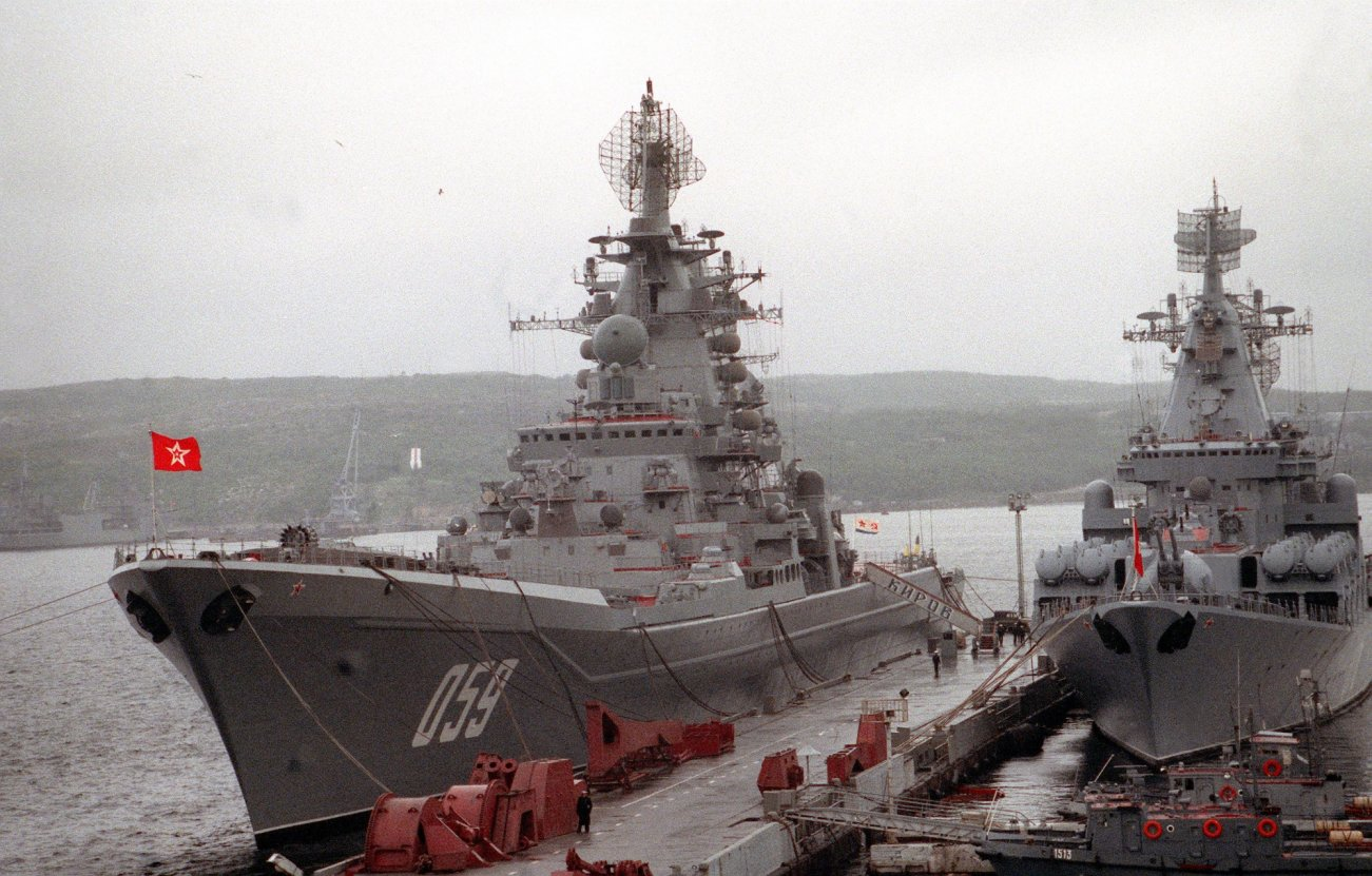 Battleship vs. Nuclear Battlecruiser: Who Would Have Won a Shootout?