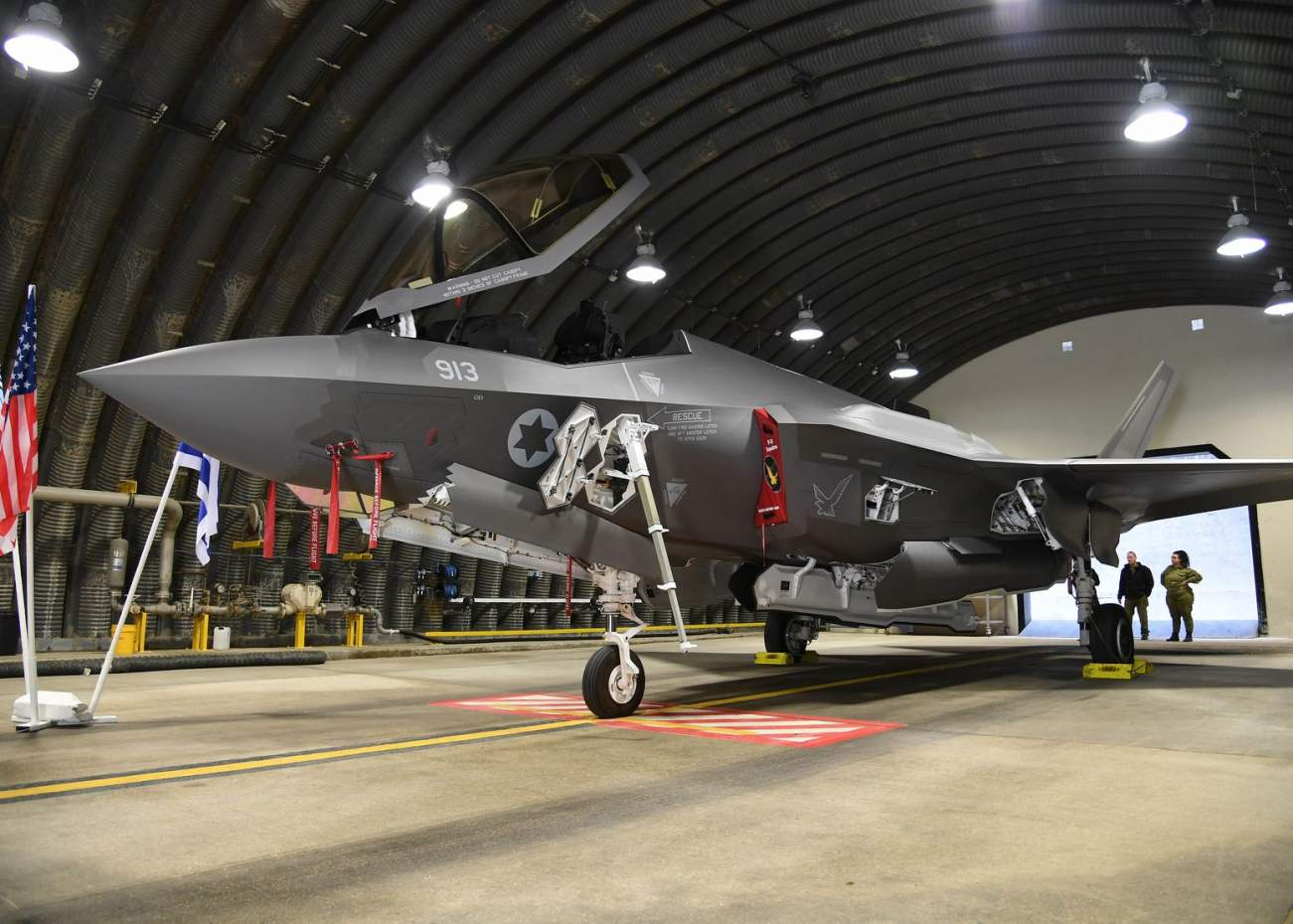Why Israel Has the Best Version of the F-35 Stealth Fighter. Period.