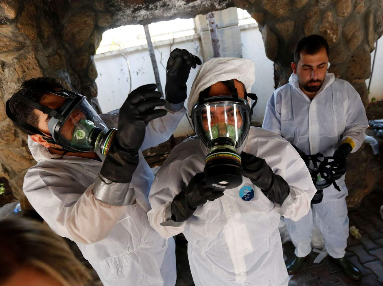 Why Chemical and Biological Weapons Terrify the U.S. Army