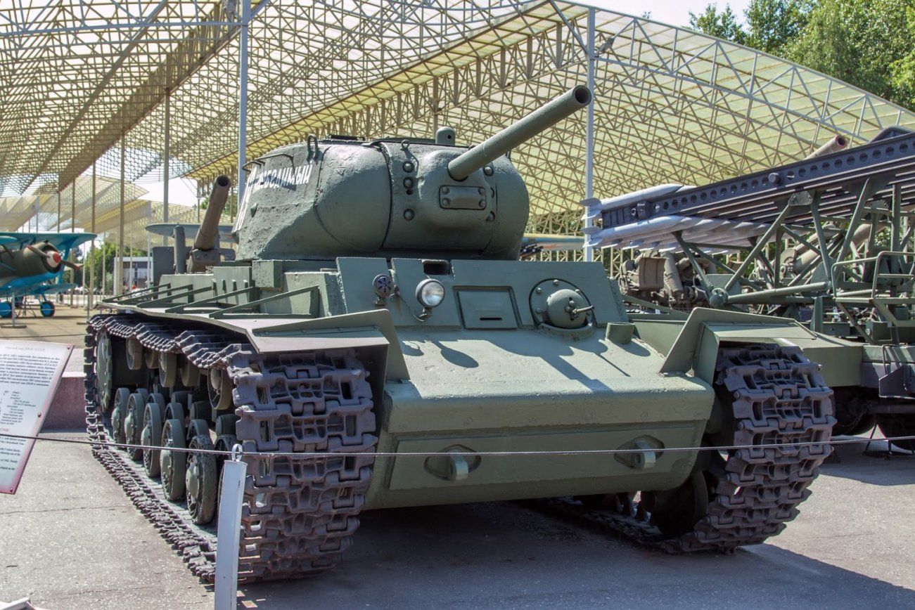 Why It Was Wonderful That Russia's KV-1 Tank Was a Disaster