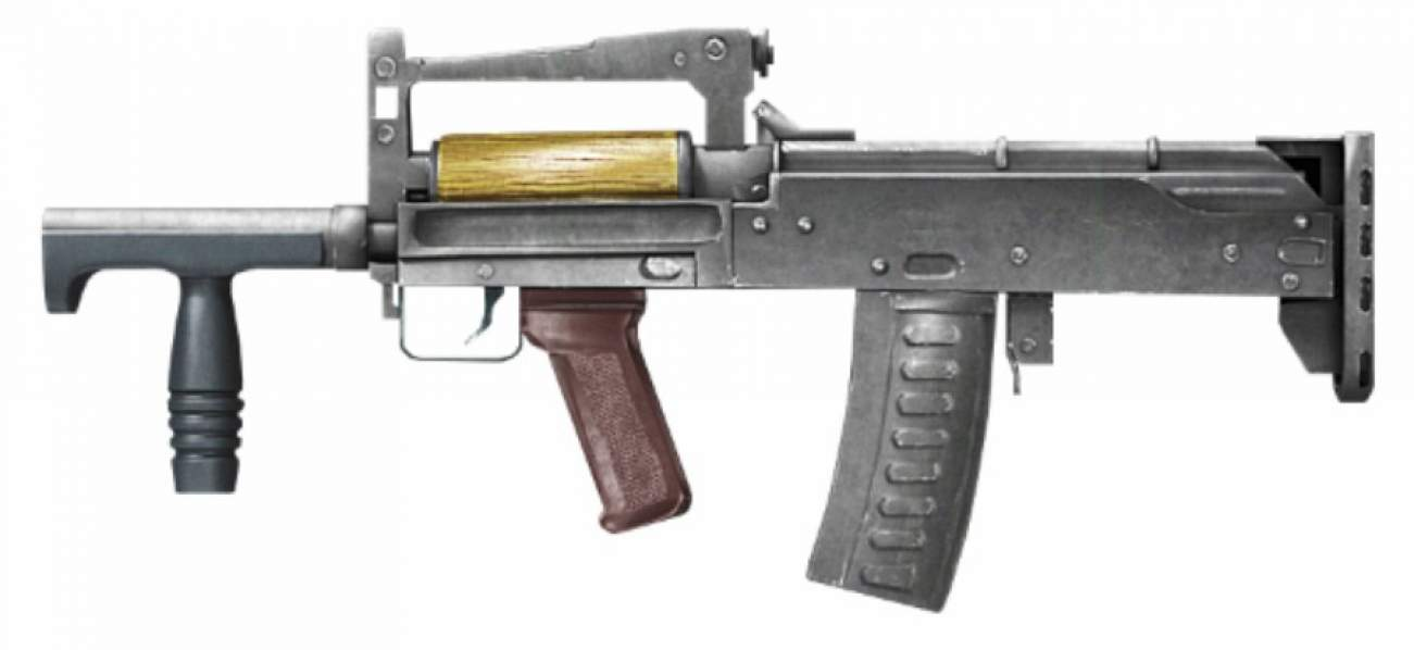 Russia Has Made Some Great Guns, But These Five Rifles Are Truly Horrible