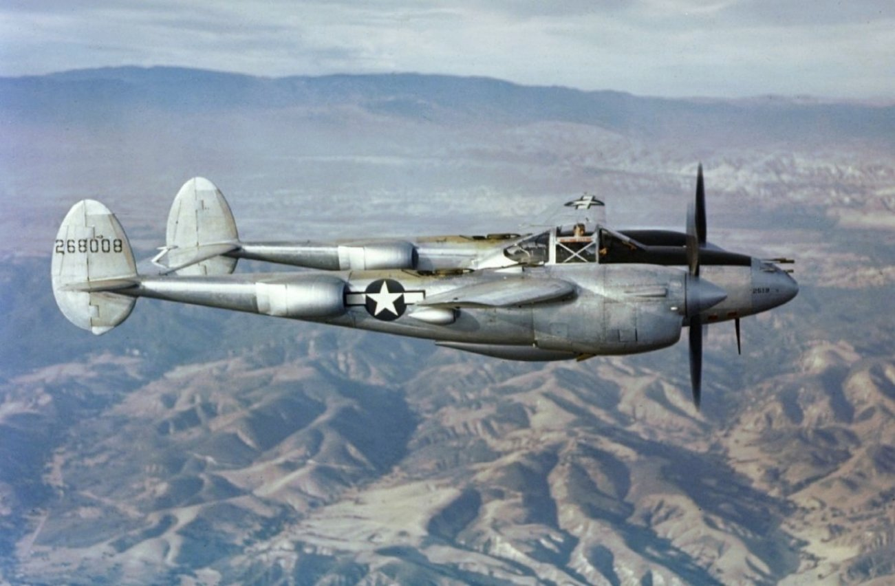Hitler Hated The P-38 Lightning, But It Truly Terrorized Japan