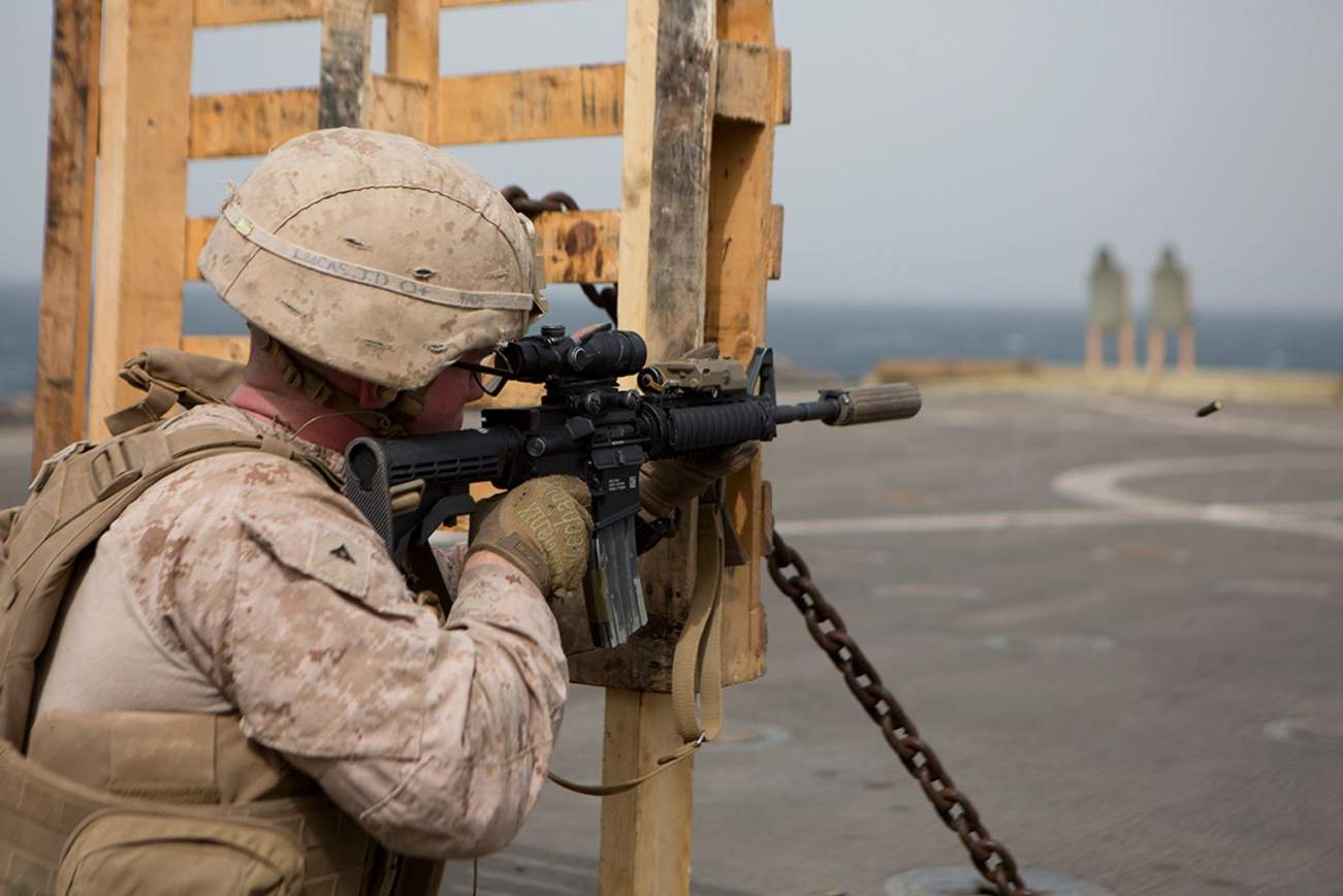 The Army Plans for Its Huge Stockpile of M4A1 Rifles