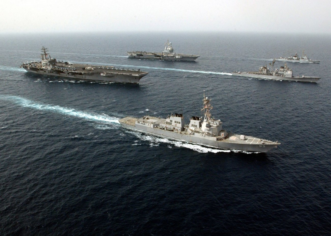Flipboard: Floating Trainwrecks: Why Aircraft Carriers Are ...