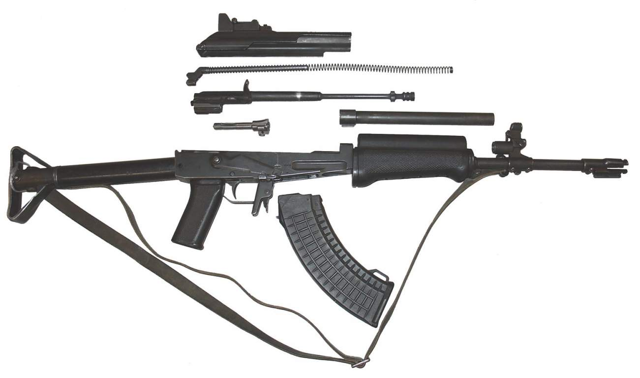 We've Got a List of Every AK-47 Ever Made