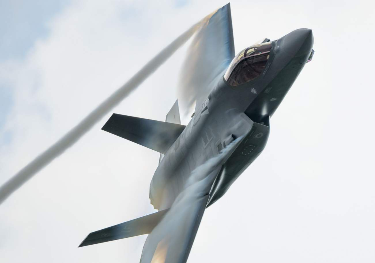 Everything You Need to Know About the Difference Between the F-35A and F-35B