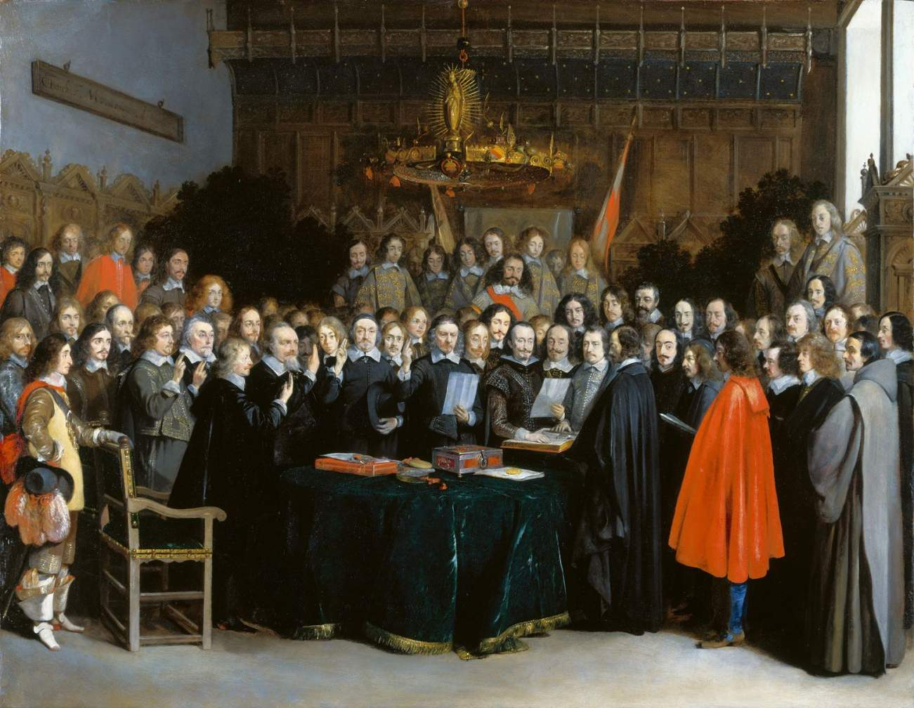 History Ranking: 5 Treaties That Changed the World Forever