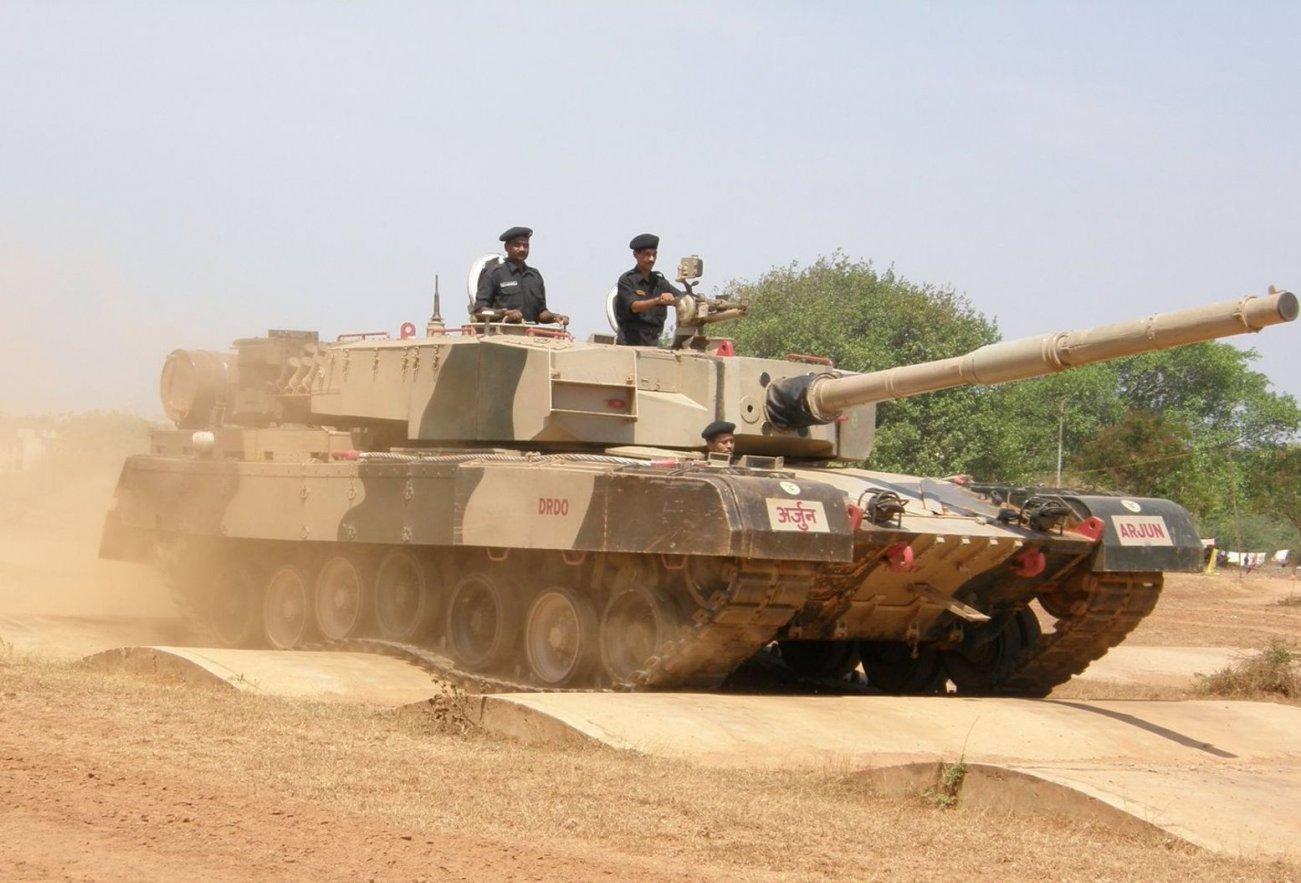 35 Years to Finally Build: Meet India's Arjun Tank