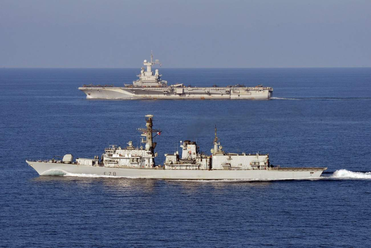 How Good Is France's Single Aircraft Carrier?