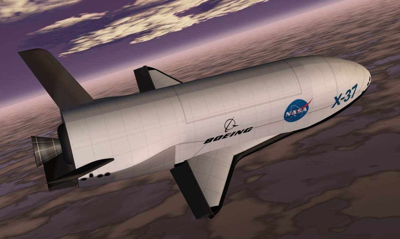 What Is Air Force's Mysterious X-37B Space Drone up To?