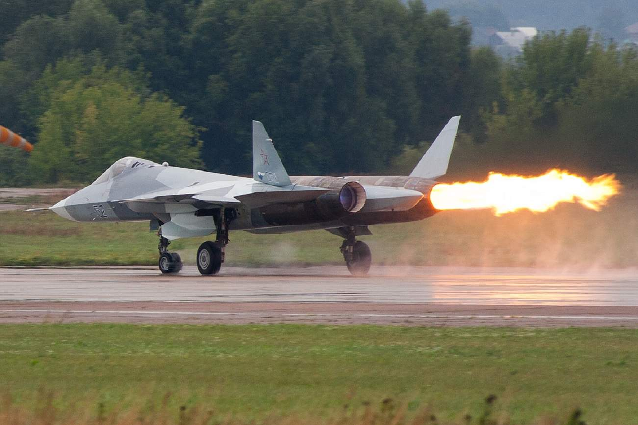 Check out Russia's Big Stealth Plane and Aircraft Carrier Shopping List