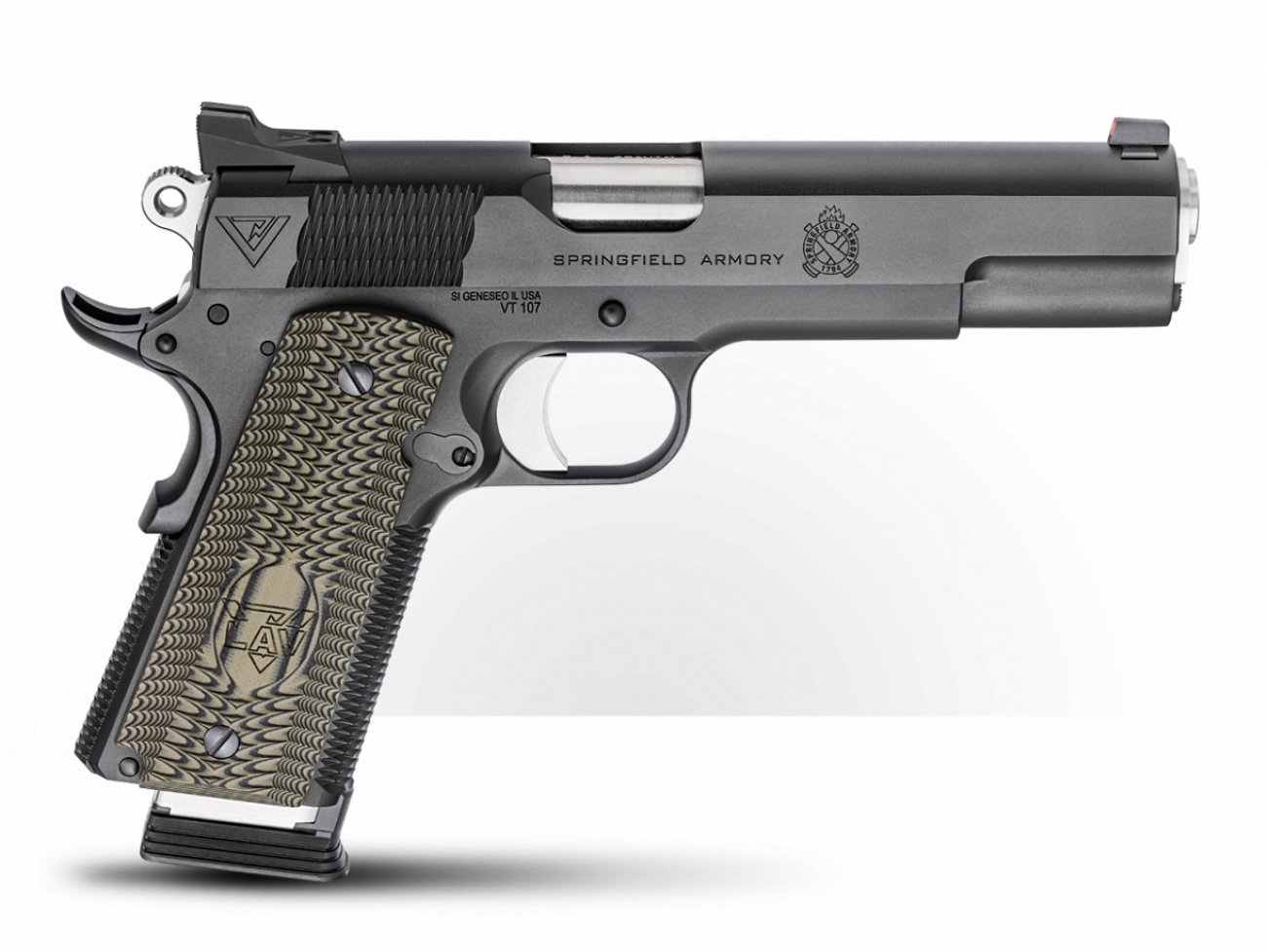 Springfield Armory's 1911 Vickers Tactical Handgun: Just Another 1911 Pistol?
