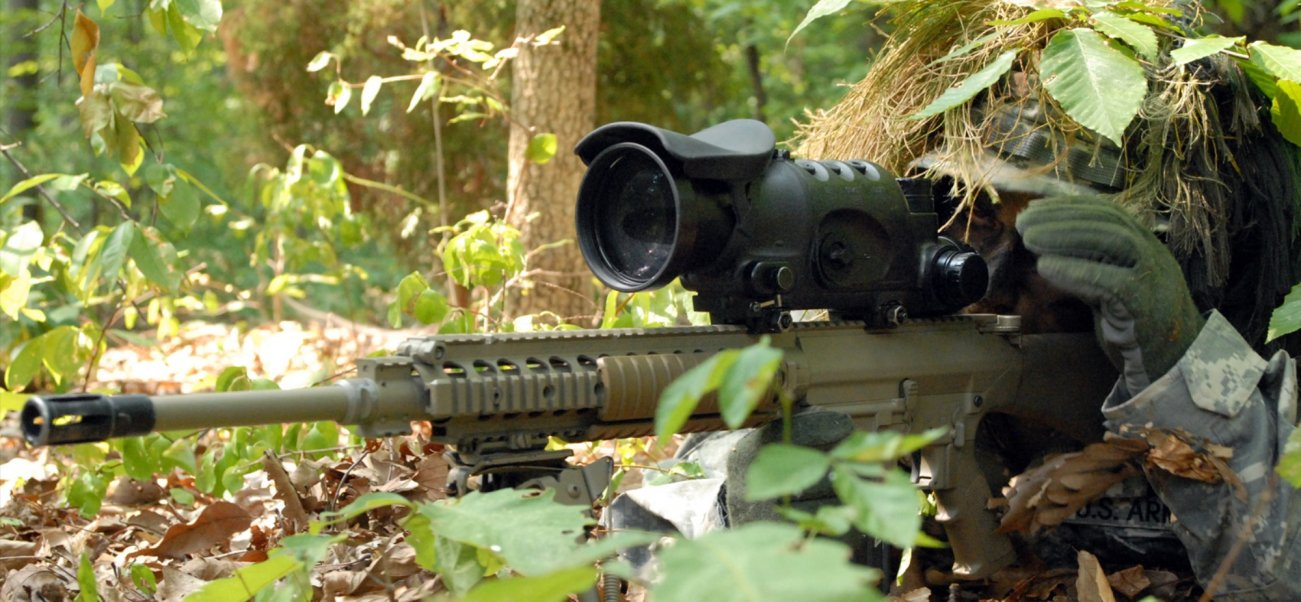 Why The M110k1 Rifle Is Likely To Remain Solely In SOCOM's Hands