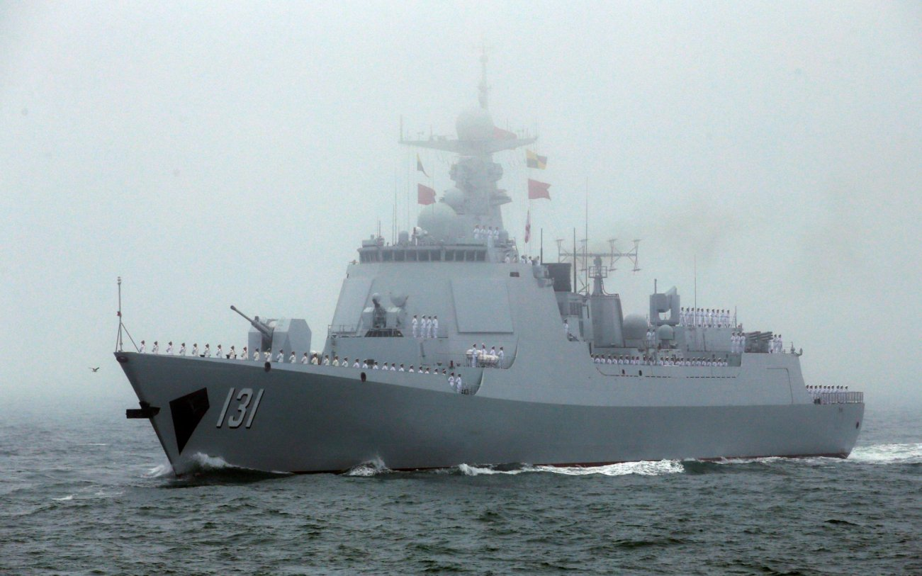 China's Destroyer Fleet: The Next Great Naval Threat?