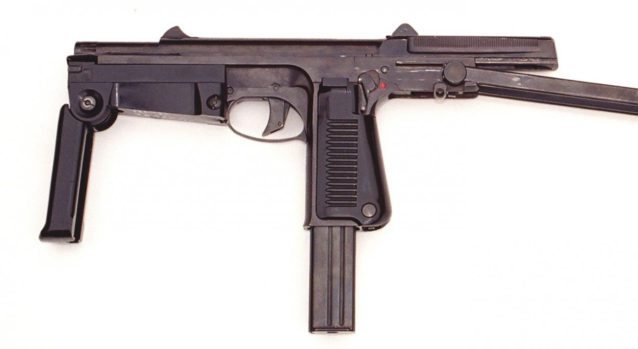 The Polish PM-63 Is One Scary Ultra-Compact Automatic Weapon