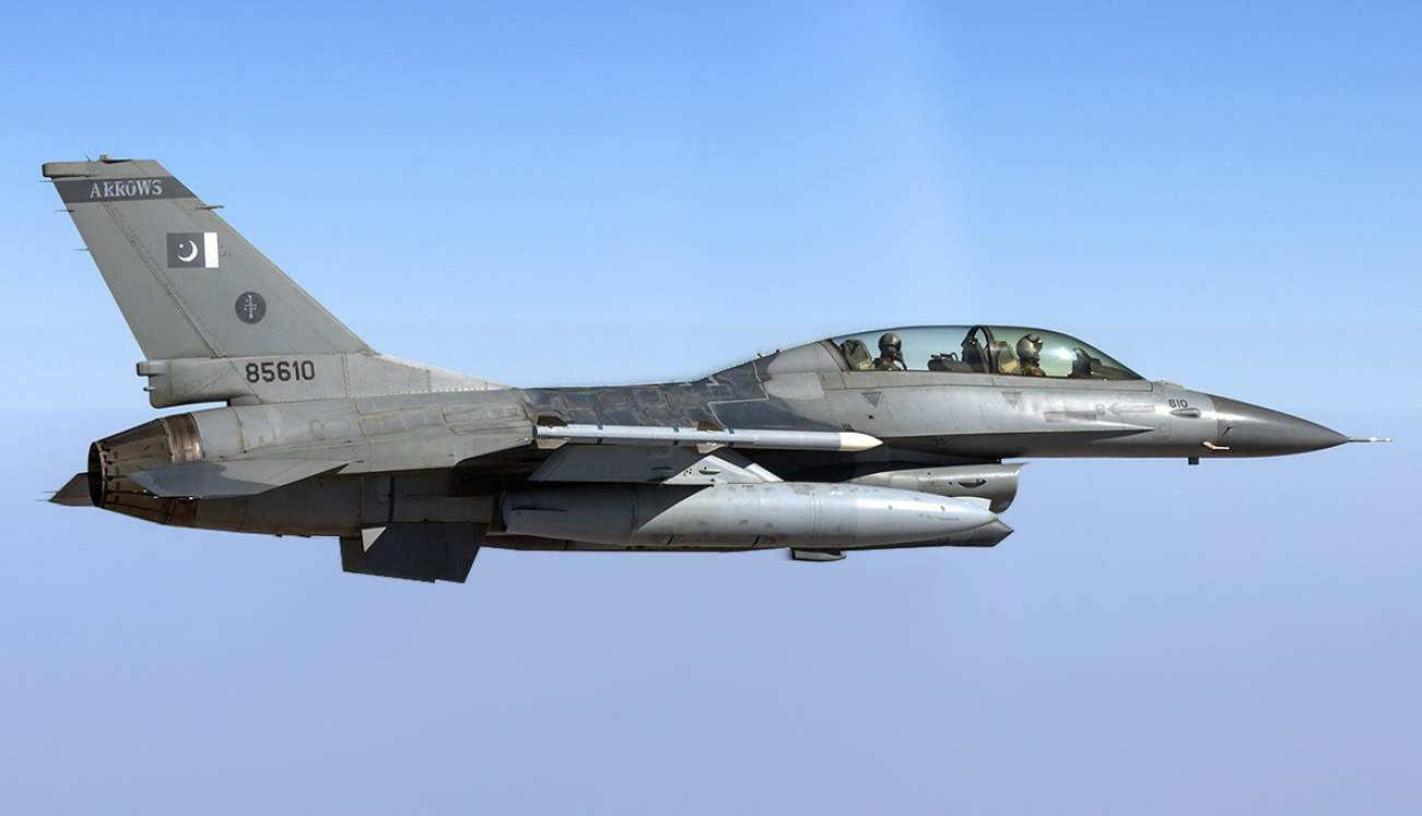 The Soviet's War In Afghanistan Had Russian Pilots Fighting Pakistani F-16s