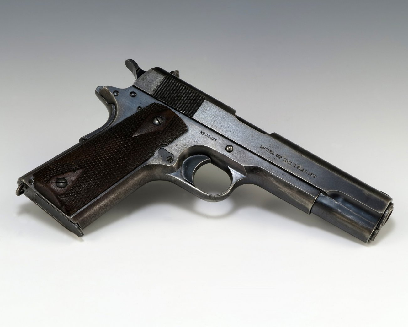 1911 Semiautomatic Pistol: Why America's Enemies Hate This 100-Year-Old Gun
