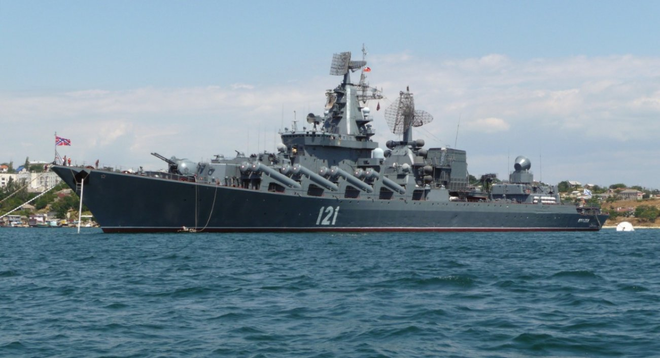 These 5 Russian Ships Totally Dominate the Black Sea