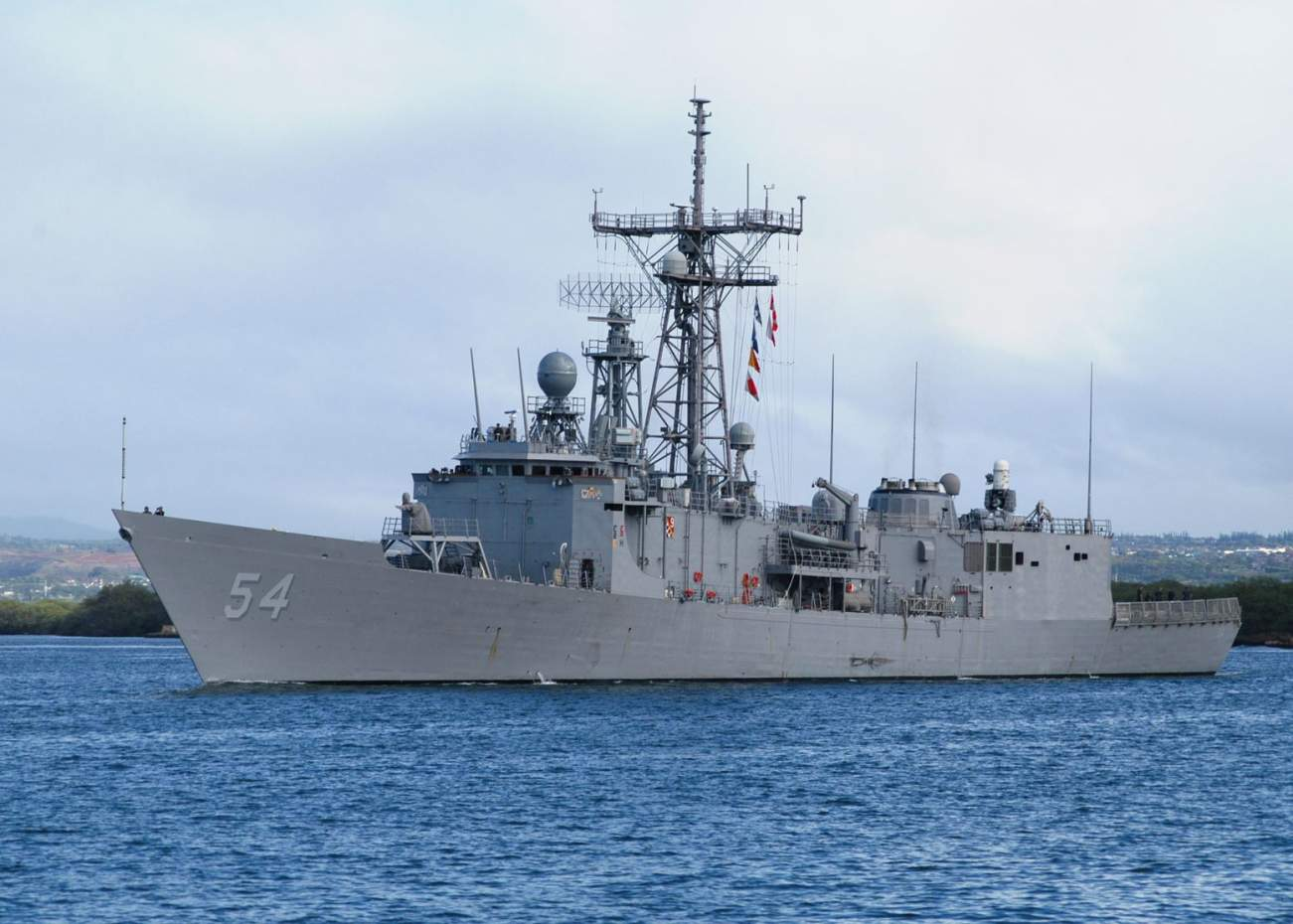 The Navy Wants a New, Advanced Frigate to Fight in Its Wars