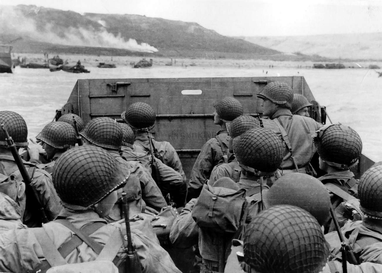 Why Didn't Nazi Germany Use Chemical Warfare During the D-Day Invasion?