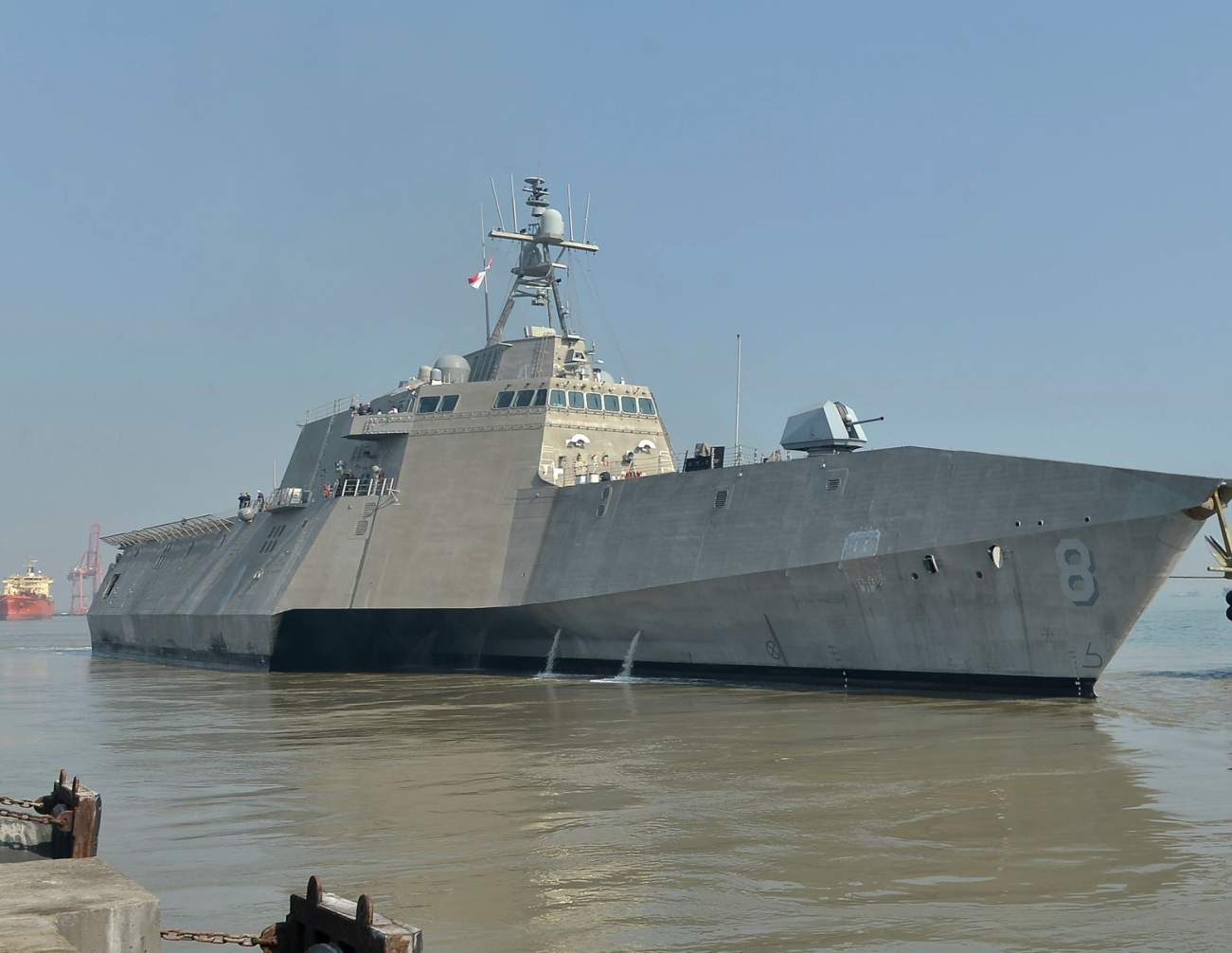 Better Than Nothing? The Royal Navy Will Buy Two Littoral Strike Ships