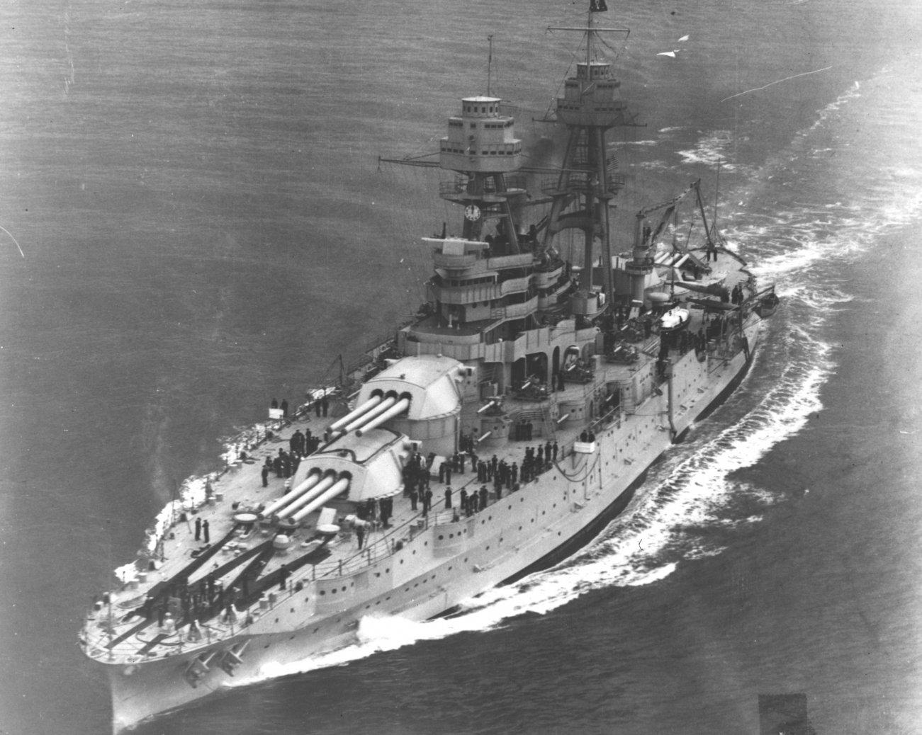 The Five Deadliest Battleships of All Time
