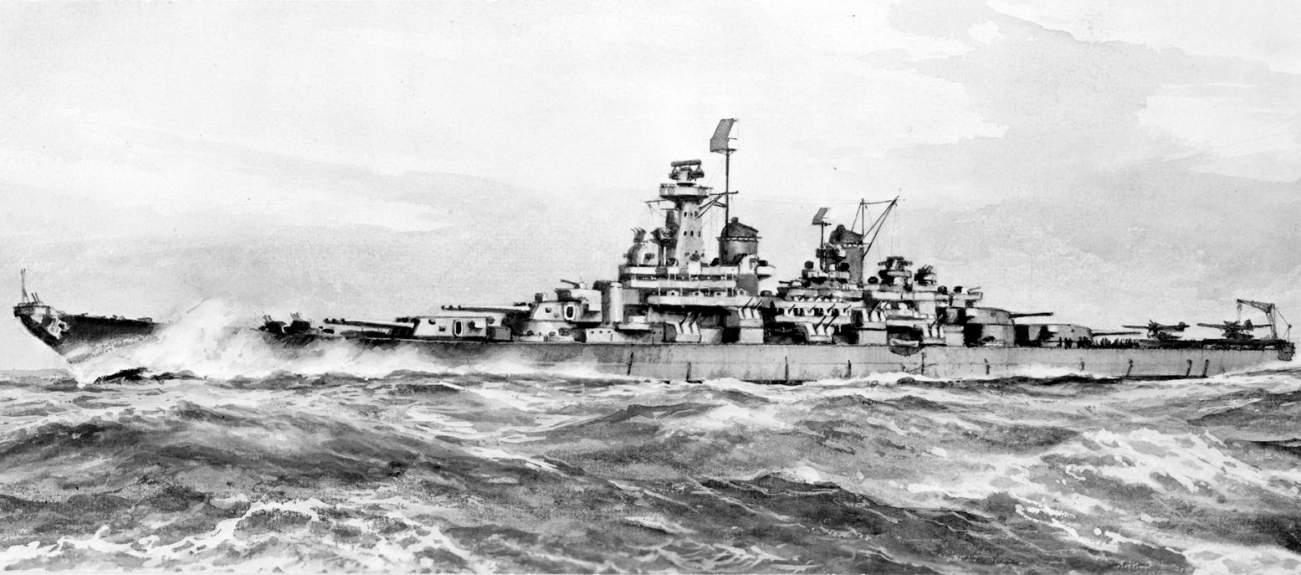 Why American Built Its Planned Montana Class of Super Battleships